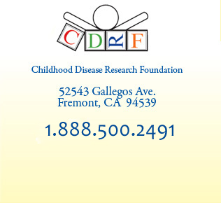 Childhood Disease Research Foundation